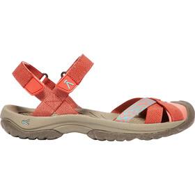Keen W's Bali Strap Sandals Summer Fig/Crabapple